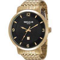 Relógio Seculus Masculino 20574Gpsvda1