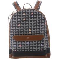 586a4e953 Schutz; Mochila Triangle Black | Schutz