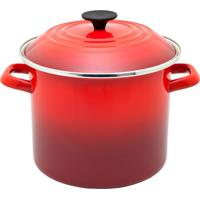 Caldeirão Esmaltado Stock Pot Le Creuset Vermelho 26 Cm - 101527