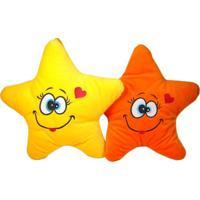 Estrela 313 Toys De Pelúcia Multicolorido - Tricae