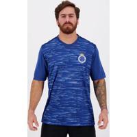 Camisa Cruzeiro Hide - Masculino-Azul