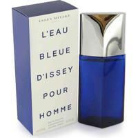 L'Eau Bleue D'Issey Pour Homme De Issey Miyake Eau De Toilette Masculino 125Ml