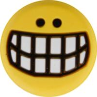 Antivibrador Wilson Emotisorbs Dentuço Amarelo - Unissex
