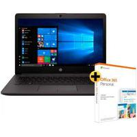 Notebook Hp 240 G7 + Office 365 Personal Assinatura Anual