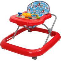Andador Infantil Toy-Tutti Baby - Vermelho