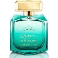 Perfume Feminino Queen Of Seduction Absolute Diva Antonio Banderas Eau De Toilette 80Ml - Feminino-Incolor
