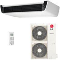 Ar Condicionado Split Teto Inverter Lg Com 52.000 Btus, Quente E Frio, Branco