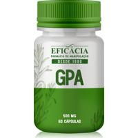 Gpa 500 Mg - 60 Cápsulas