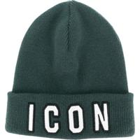 Dsquared2 Gorro 'Icon' - Verde