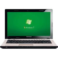"Notebook Lenovo Z470-59067884 - Intel Core I5-2410M - Ram 4Gb - Hd 500Gb - Led 14"" - Windows 7 Home Premium"