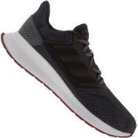 Tênis Adidas Run Falcon - Masculino - Cinza Escuro