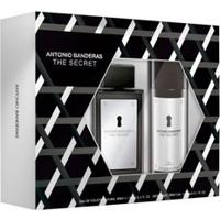 Kit Perfume The Secret Masculino Eau De Toilette 100Ml + Desodorante 150Ml