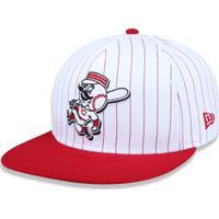 Netshoes  Boné 950 Original Fit Cincinnati Reds Mlb Aba Reta Snapback New  Era - Masculino 8e109417088cc