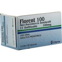 Florent 100Mg Grb 12 Comprimidos