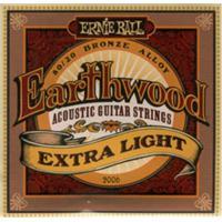 Encordoamento Violão 2006 Earthwood 80/20 Ernie Ball