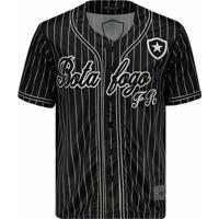 Camisa Baseball Botafogo Masculina - Masculino