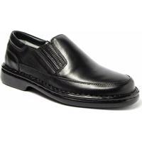 Sapato Masculino Couro Terapia Confort - Masculino
