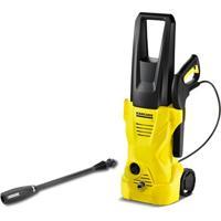 Lavadora De Alta Pressão 1200W 110V K2 Amarela E Preta
