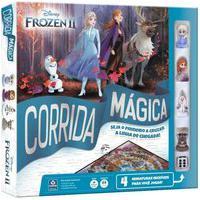 Jogo De Tabuleiro Copag Corrida Mágica Frozen Ii 4+
