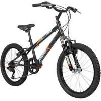 Bicicleta Caloi Infantil Pixel Aro 20 - Unissex
