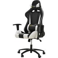 Cadeira Office Pro Gamer V2 Em Pu Preta E Branca - 27710 Sun House