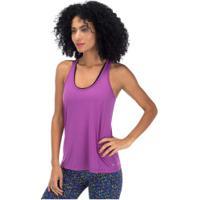Camiseta Regata Oxer Jogging New Ii - Feminina - Roxo