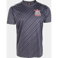 Camiseta Corinthians Stroke Masculina - Masculino