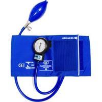 Aparelho Pressão Adulto Nylon Azul Royal Ap0312 Bic