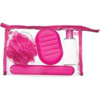 Kit De Viagem Colors Ricca Kit - Unissex-Incolor