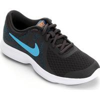 Tênis Infantil Nike Revolution Masculino - Masculino-Azul