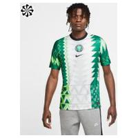 Camisa Nike Nigéria I 2020/21 Torcedor Pro Masculina