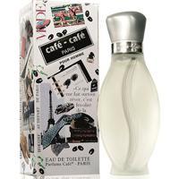 Perfume Café Pour Homme Masculino Café - Café Edt 50Ml - Masculino-Incolor