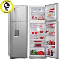 Refrigerador   Geladeira Electrolux Frost Free 2 Portas 380 Litros Inox - Dw42X