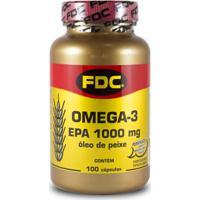 Ômega-3 1000Mg Fdc 100 Cápsulas