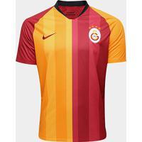 Camisa Galatasaray Home 19/20 S/Nº Torcedor Nike Masculina - Masculino