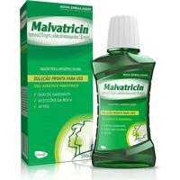 Antisséptico Bucal Malvatricin Ppu 250Ml