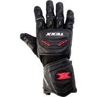 Luva De Motocross Iron Touch Finger Preta Texx