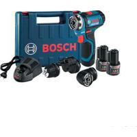 Furadeira Parafusadeira A Bateria Flexclick 4 Em 1 12V Gsr Bosch