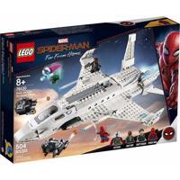 Lego Super Heroes 76130 Ataque Ao Avião Stark - Lego - Kanui