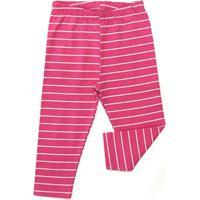 Legging Jokenpô Bebê Listra - Feminino-Pink