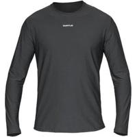 Camiseta Active Fresh Curtlo Ml - Masc. - Masculino-Chumbo