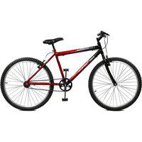 Bicicleta Master Bike Aro 26 Masculina Ciclone Vermelho