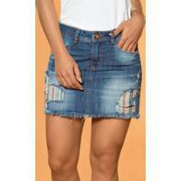 Saia Destroyed Sawary Jeans