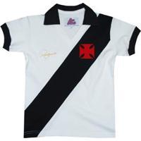 Camisa Infantil Liga Retrô Vasco Dinamite 1971 Masculina - Masculino