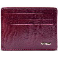 Carteira Artlux Slim Vermelha
