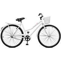 Bicicleta Master Bike Aro 26 Feminina Kamilla Contrapedal Branco