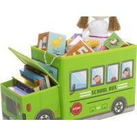 Caixa Organizadora Momis Petit Ônibus Verde