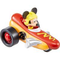Mickey Aventuras Sobre Rodas Carro Do Mickey Hot Dog -Mattel