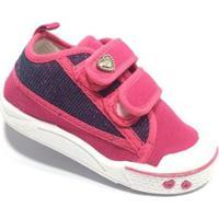 Tênis Infantil Klin Toy Feminino - Masculino-Pink