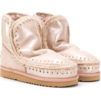 Mou Kids Eskimo Boots - Neutro